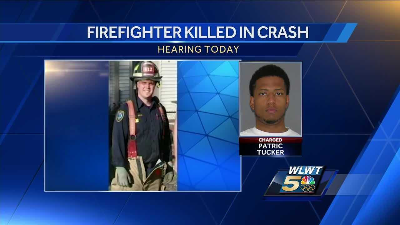 A man will be in court for arraignment on charges in the death of an off-duty Cincinnati firefighter