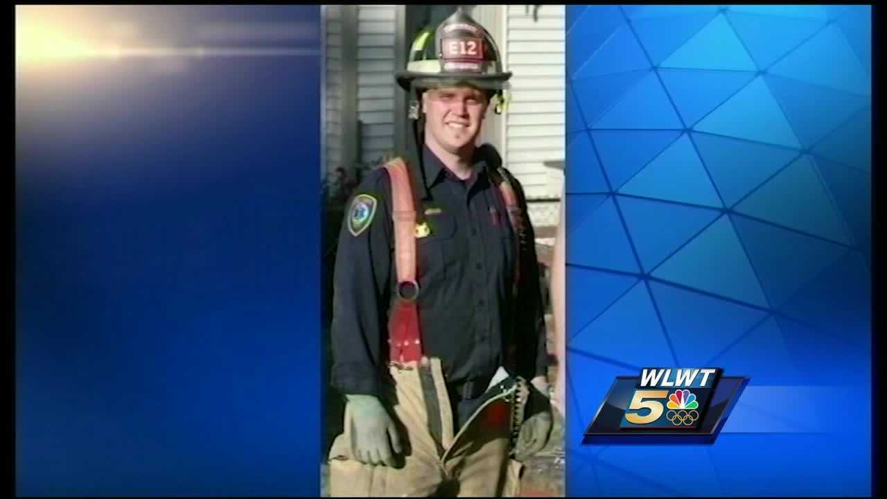 Firefighter Jordan Pieniazek will be laid to rest Friday