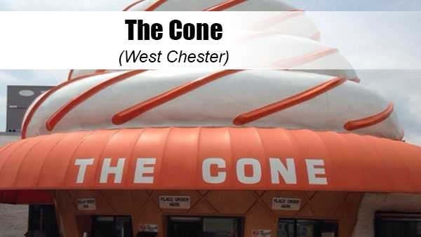 Besides being known for their giant ice cream shaped building, The Cone is all around family fun. With classic arcade games and rides for the kids, this is a must-stop on your summer bucket list.Yelp tip: Go for their orange and vanilla twist, a glorious combination of vanilla soft serve and orange sherbet!