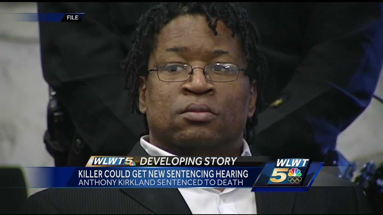 Anthony Kirkland is on death row for the deaths of four people.