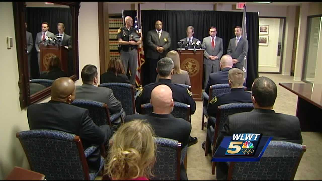 The city of Cincinnati is sharing two legal scholars with the U.S. Attorney's Office for Southern District of Ohio in an effort to crack down on gun crimes.