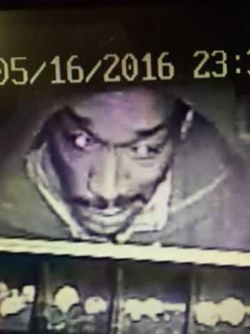 Police say this man made a clean getaway with change from the Clean Getaway Car Wash -- at least for now. Anyone with info is asked to contact Crimestoppers at 513-352-3040.