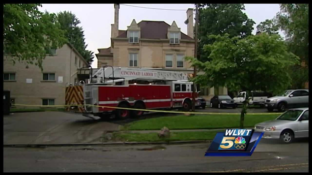 Cincinnati fire crews are investigating a deadly apartment fire in Avondale.