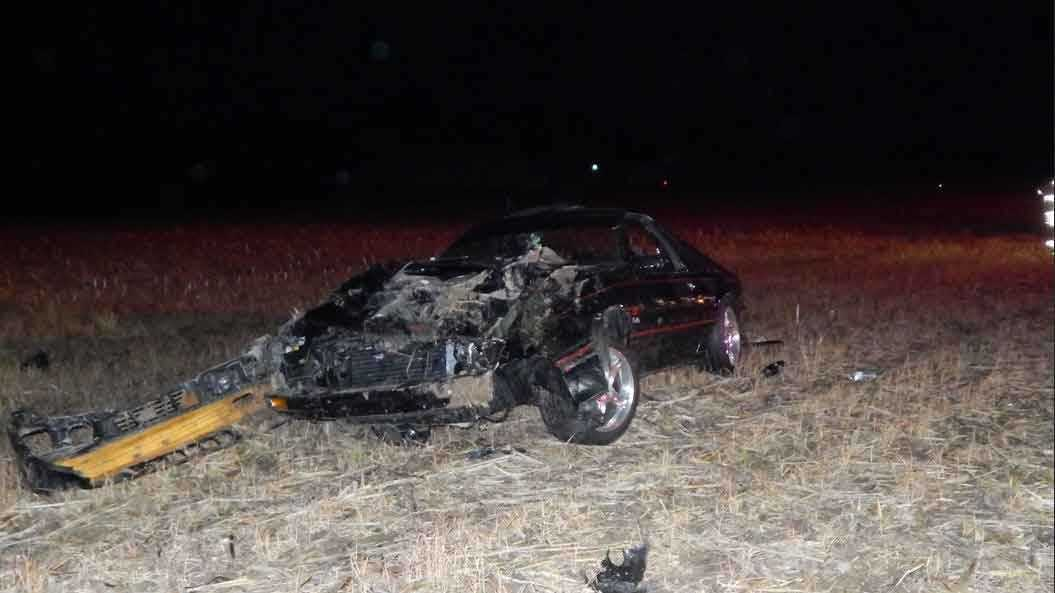 A Batesville man died in a rollover crash May 21, 2016.