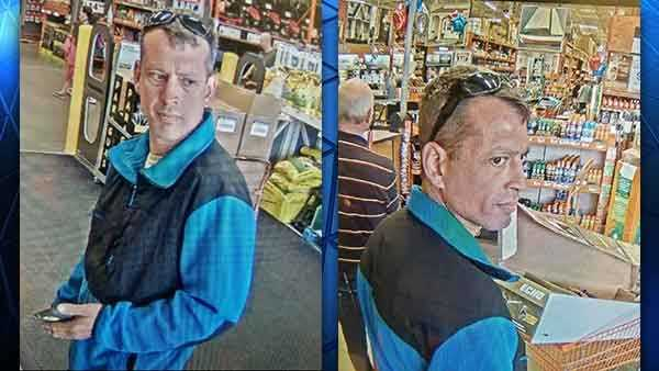 Police are searching for a man they said robbed a Home Depot in Crescent Springs, Kentucky earlier this week.