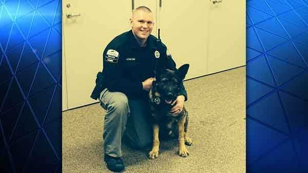 Florence, Ky. K-9 officer Det