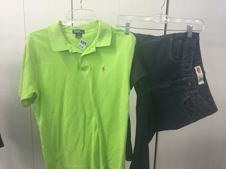 Boy's outfit, $6