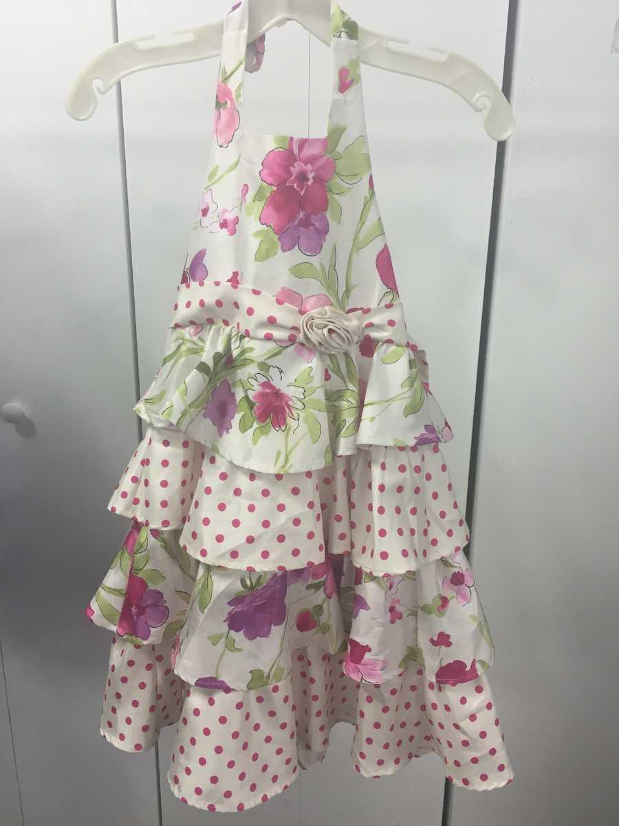 Girl's dress, $3