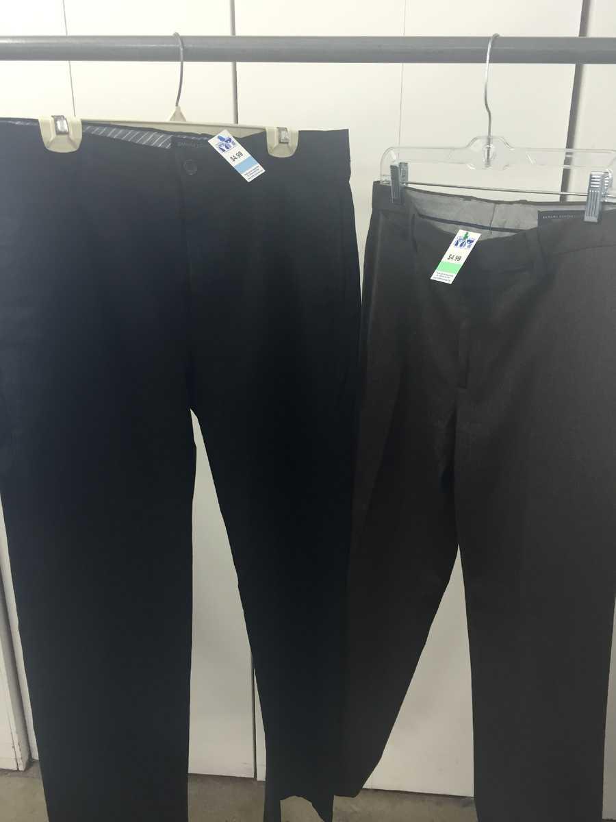 Men's Banana Republic pants, $5