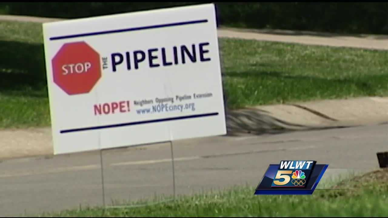 Residents in Hamilton County are fighting a natural energy pipeline that Duke Energy has proposed.