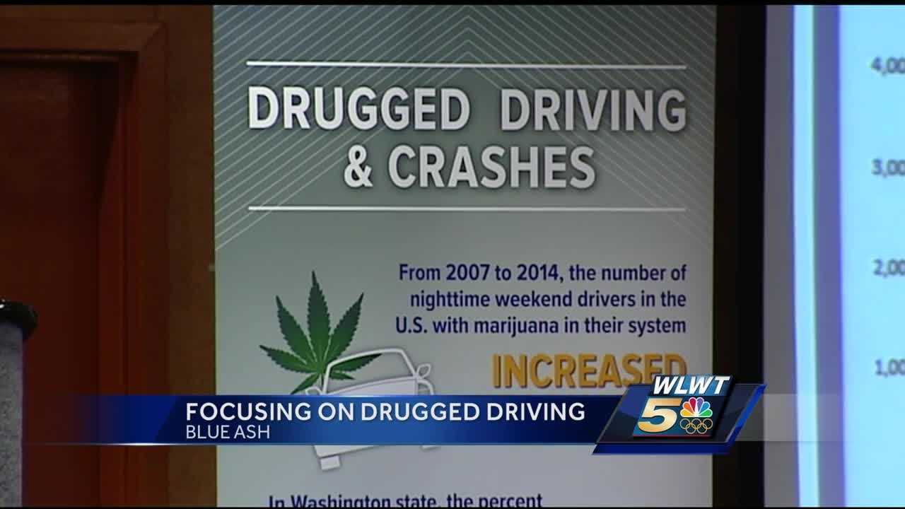 Drugged driving is a phrase that you may not have heard before, but it's one of the biggest concerns for many police officers.