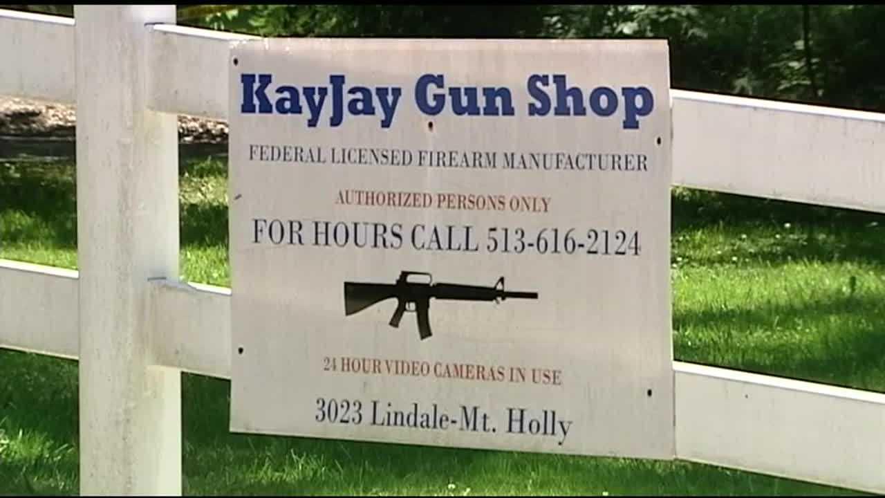 gun shop shooting pkg