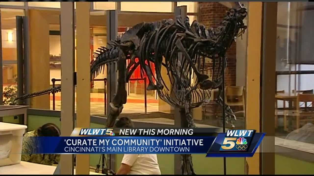As the Cincinnati Museum Center undergoes major renovations, some of its biggest exhibits are moving to various parts of the city.