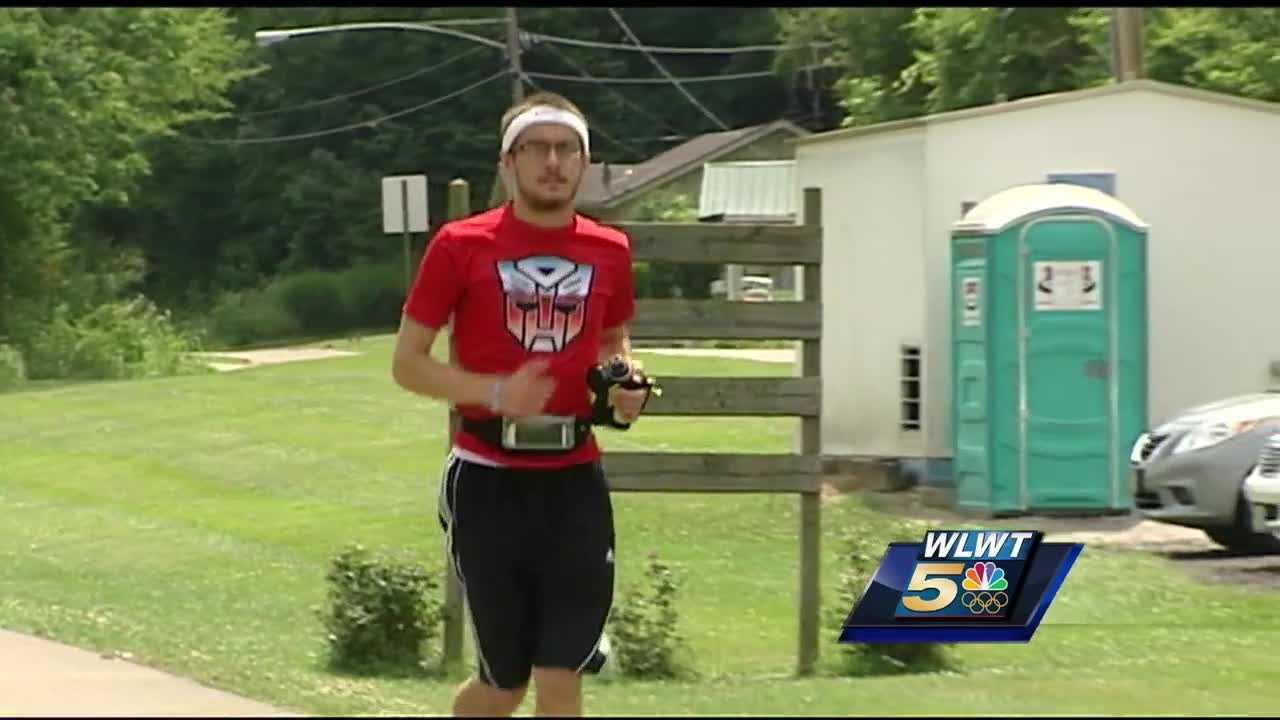 Some run for fun, others for fitness, but one young man is doing it to raise awareness of autism, and his path isn't a short one. Tyler Aldrich is on a mission -- a 220-mile run, from Toledo to Cincinnati.