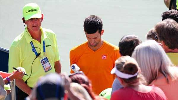 Photo provided by Western & Southern Open