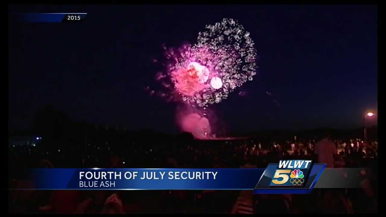In Blue Ash, security plans for one of the biggest events in the Tri-State have been underway for a year.