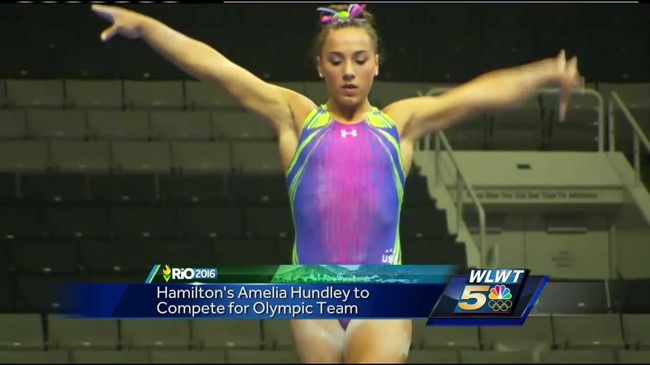 Hamilton native Amelia Hundley is ready for the U.S. Olympic Team Trials this weekend.