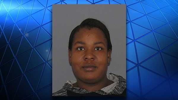 QuienettaSimpson, 25, is charged with felonious assault.