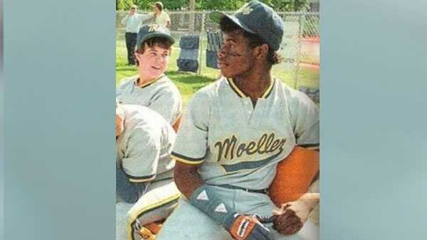 Griffey graduated from Moeller in 1987
