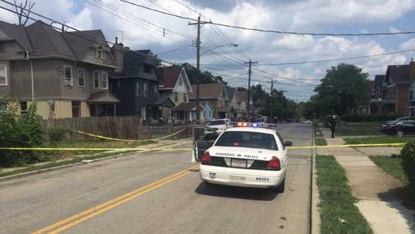 A person was shot in the side in Avondale July 23, 2016.