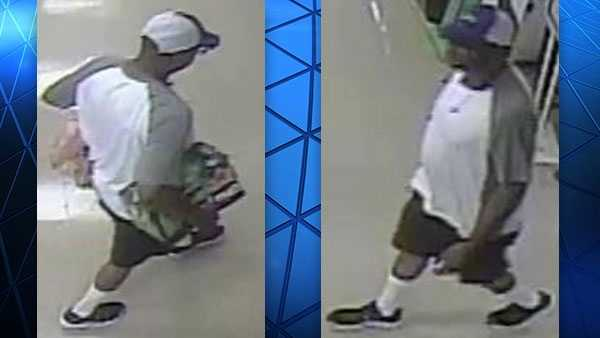 Erlanger police have asked for the public's help in identifying a man they said committed check fraud at a grocery store.