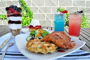 Traditional Belgian food with a twist. American classic with a Belgian influence. Look for chicken and waffles and other treats at their Taste of OTR booth.