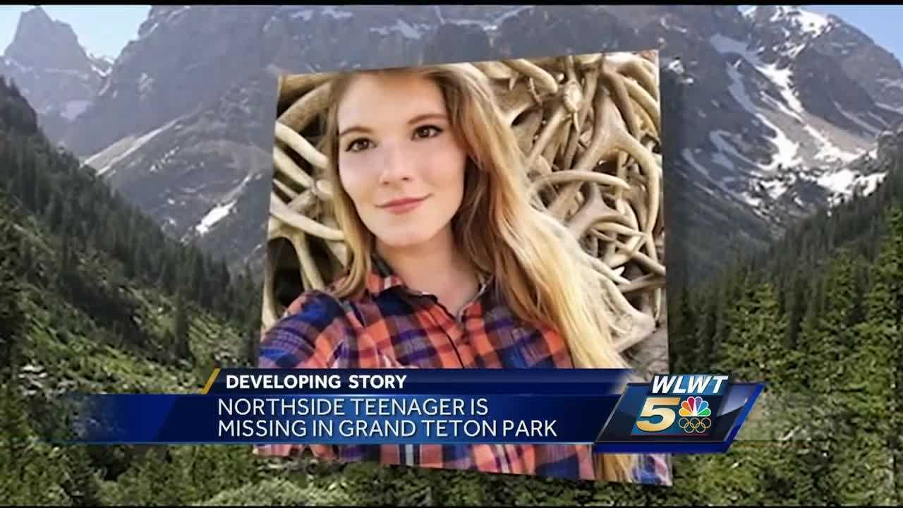Rangers are looking for a teenager who went missing while working on a conservation project in Grand Teton National Park.