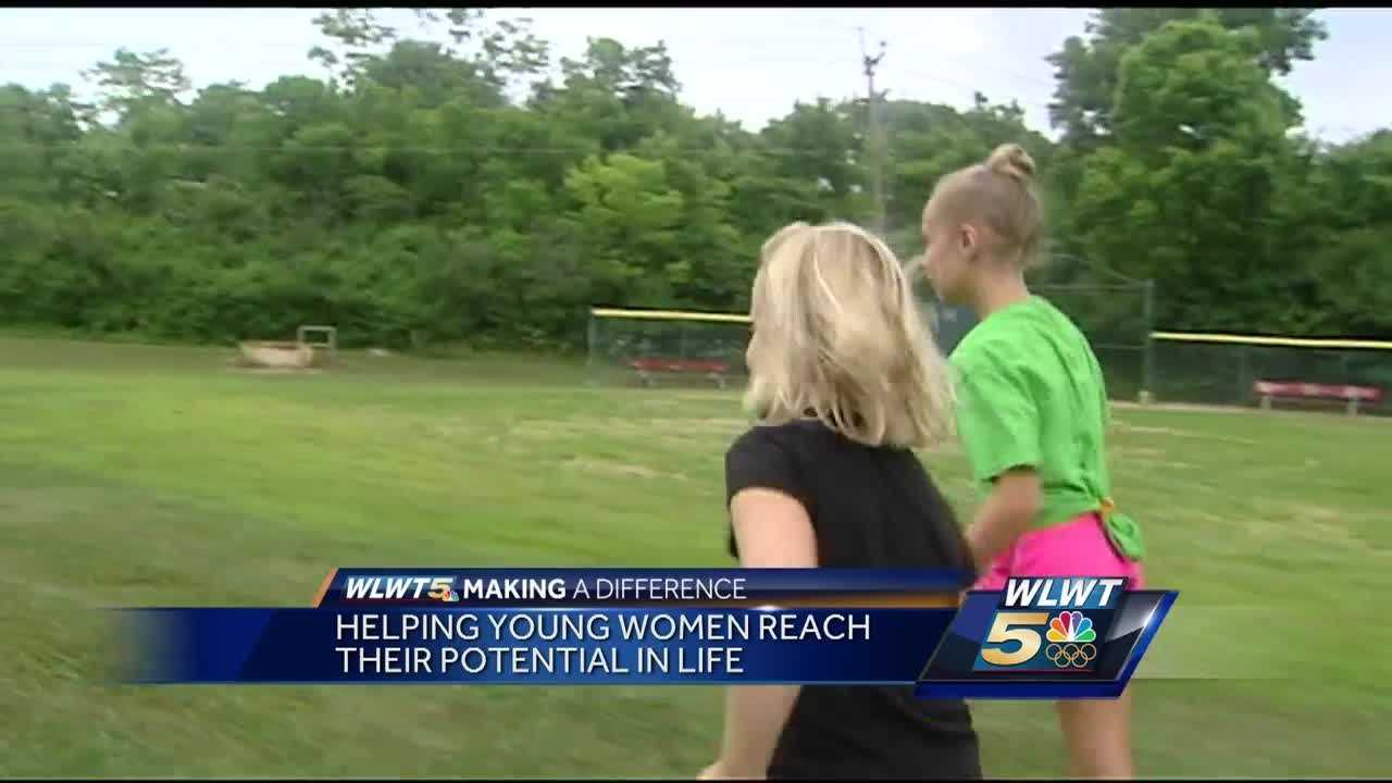 1,500 girls in 10 counties run for fitness, confidence and pride.