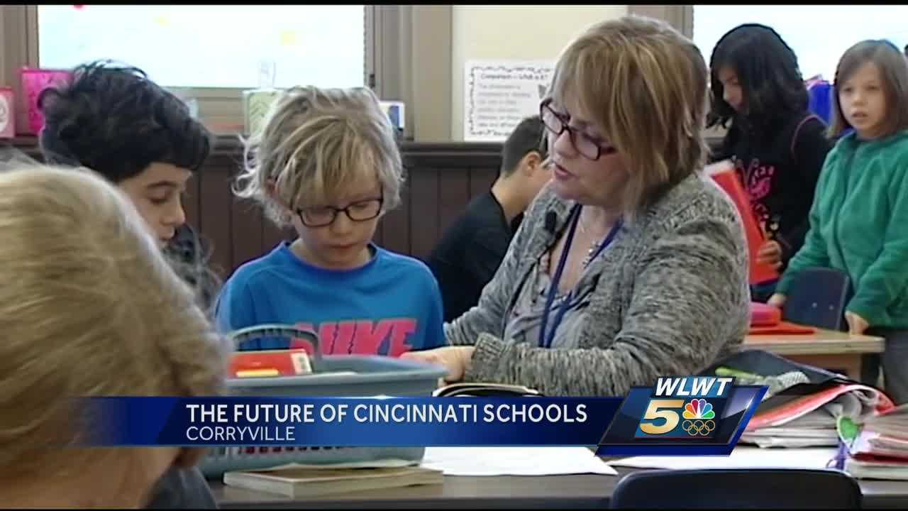 Cincinnati Public Schools unveiled a new initiative at its annual State of Schools. It is called The Vision 2020 Plan and it will push to make neighborhood schools as strong as magnet schools.