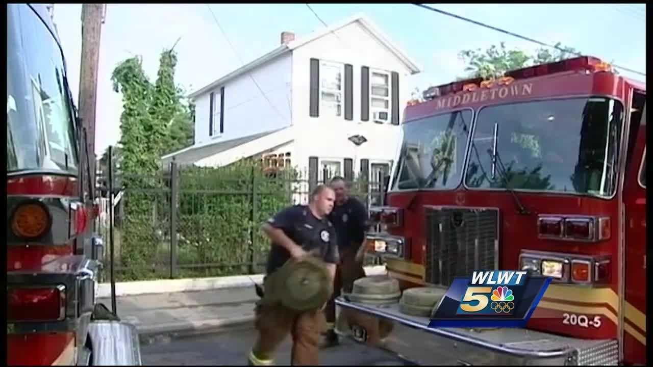 Two cities in Butler County have received a total of nearly $3 million for hiring firefighters.