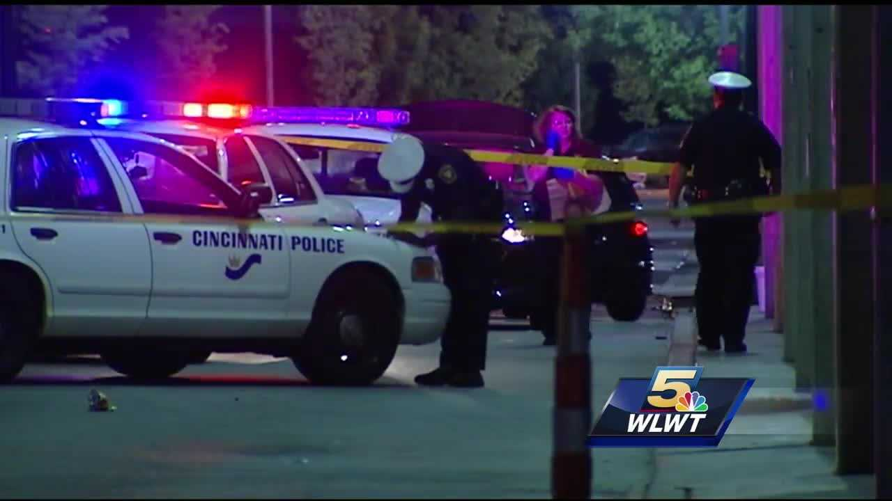 A pair of shootings on Sunday night may have put somewhat of a pall on the Riverfest activities along the river.