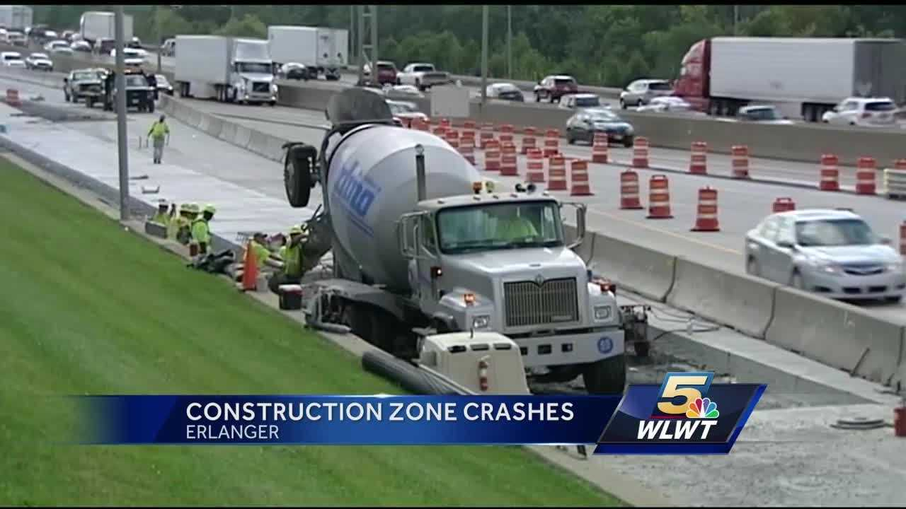Crashes have been prevalent between Buttermilk Pike and Kyles Road on Interstate 71/75 in Kentucky.
