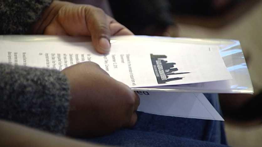 Black Agenda Movement petition