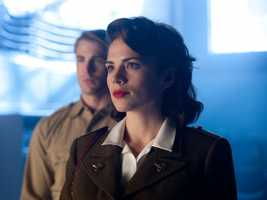 "Hayley Atwell in ""Captain America: The First Avenger"""