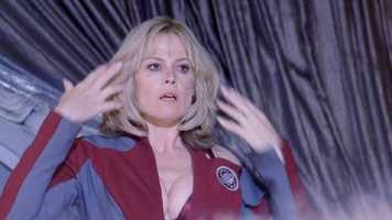 "Sigourney Weaver in ""Galaxy Quest"""