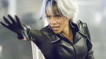 "Halle Berry in ""X-Men: The Last Stand,"" plus ""X-Men"" and ""X-Men 2"""