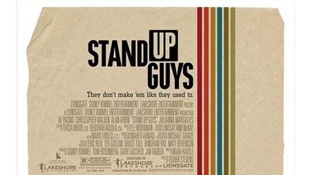 Stand Up Guys Graphic