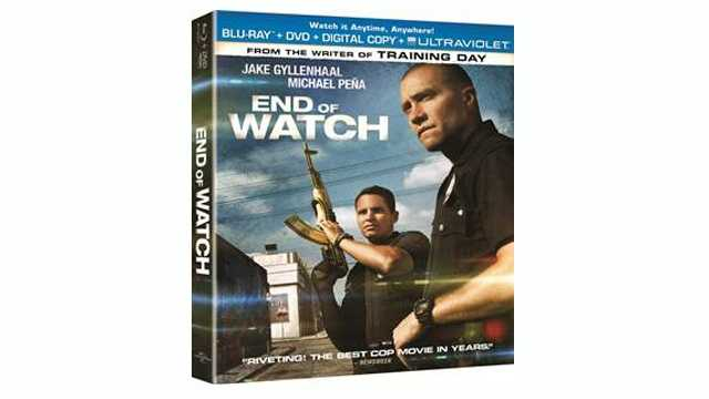 End of Watch Web Graphic