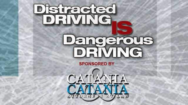 Distracted Driving Image