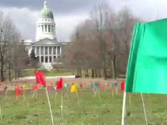 Individuals with autism, along with parents of those with autism, community leaders and those representing nonprofits will be among those speaking at the Hall of Flags this afternoon.