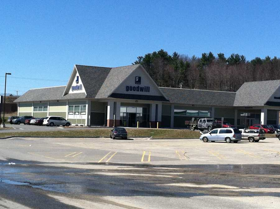 Goodwill built a new store in Auburn last year.