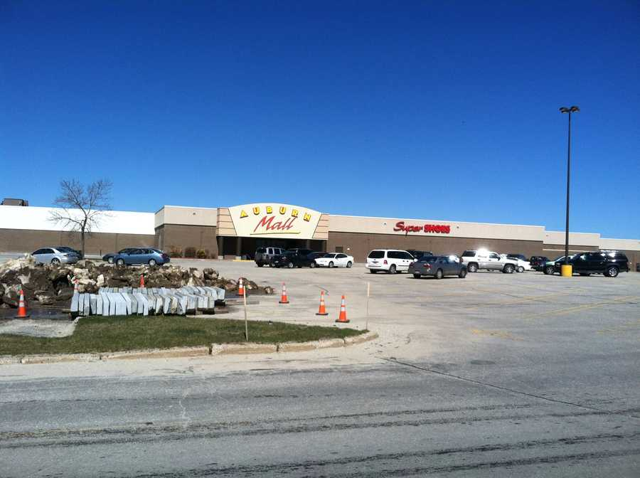 Several projects are slated for the Auburn Mall area this year.