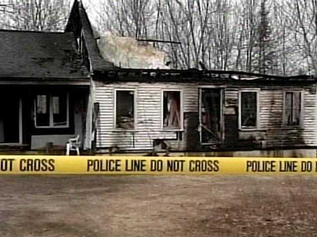 April 1: The third fire broke out around 7 a.m. on Great Falls Road.