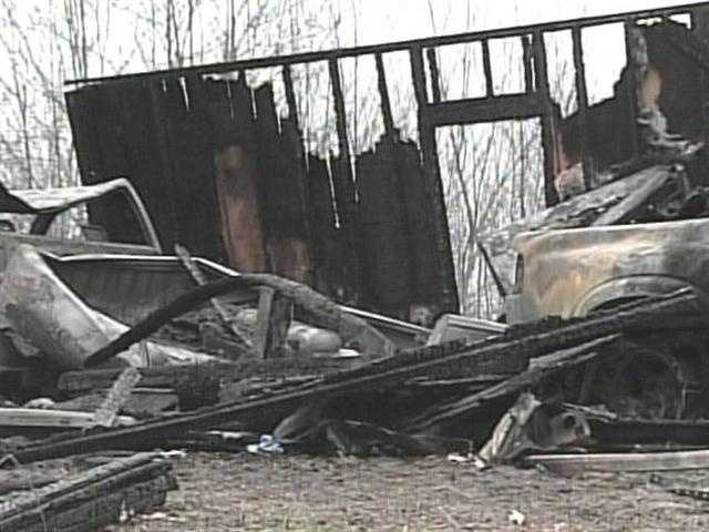 The State Fire Marshal's office investigates three arsons in Gorham.