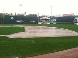 The field is saturated as well.