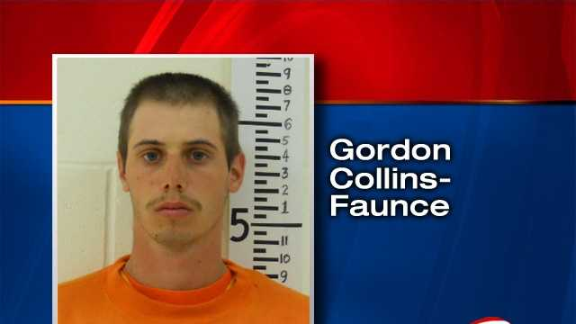 Gordon Collins Faunce is charged with murder for the death of his infant son.