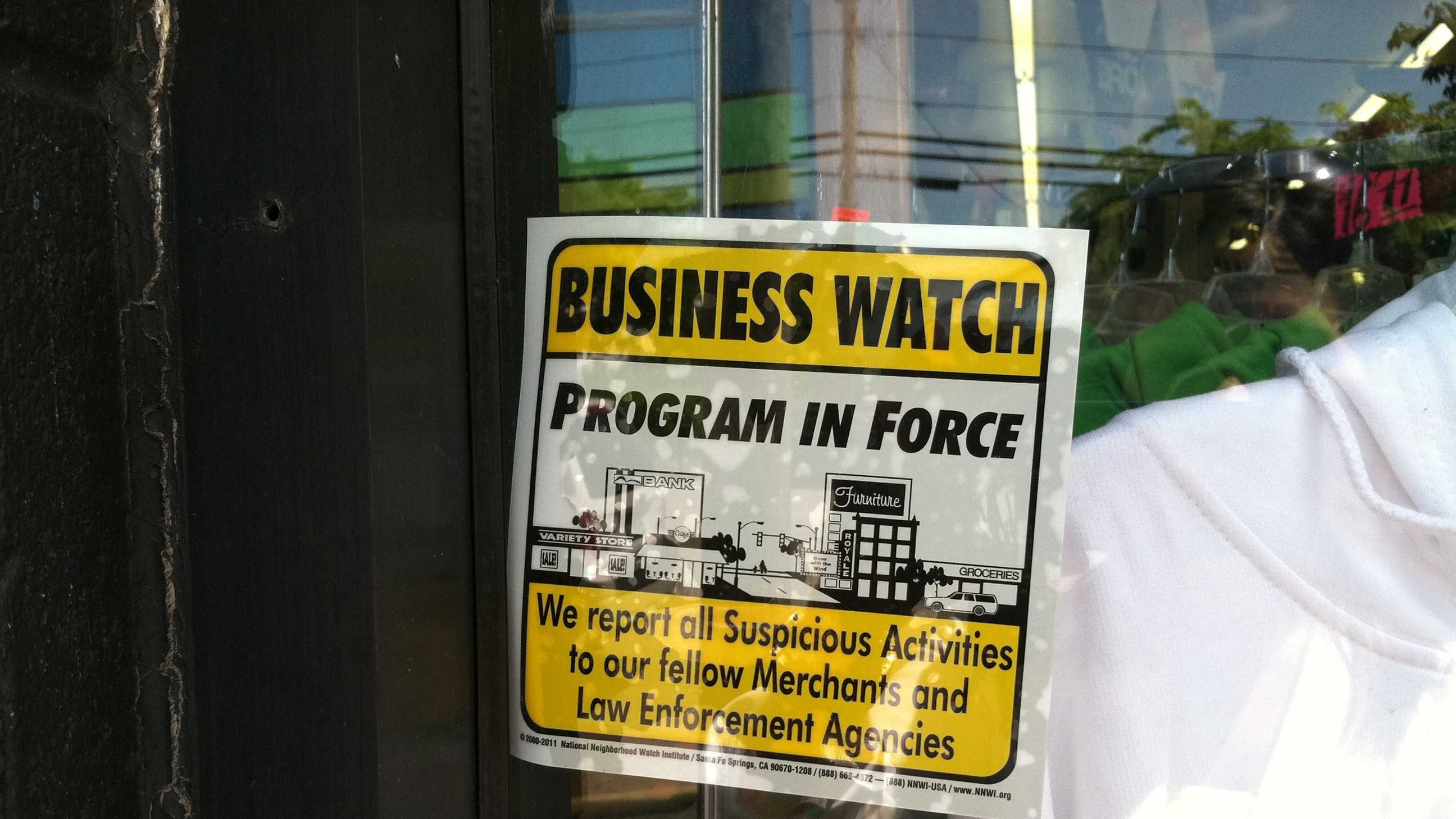 Businesses in the town of Old Orchard Beach have formed a crime watch program.