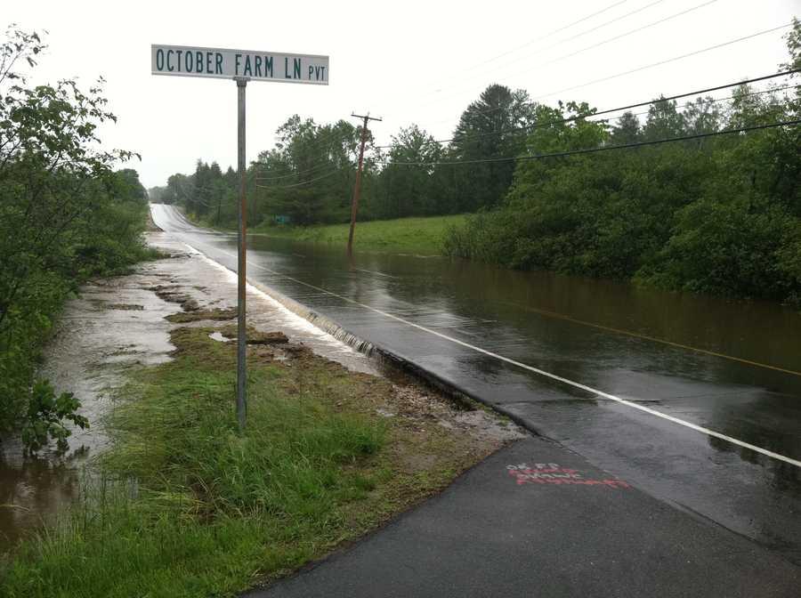 Tuttle Road, Cumberland
