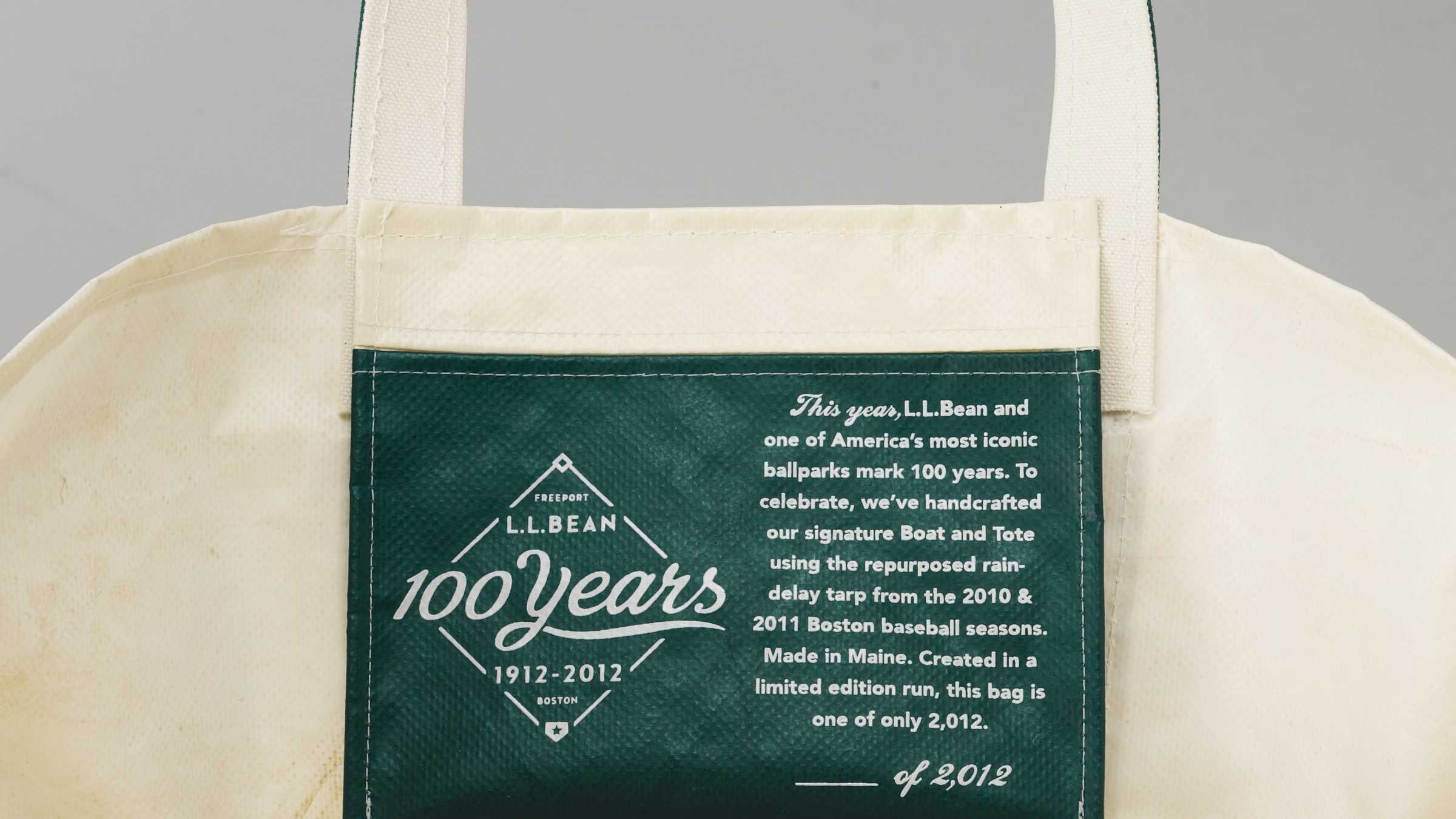 Only 2,012 totes were made and they go on sale Tuesday for $59.95