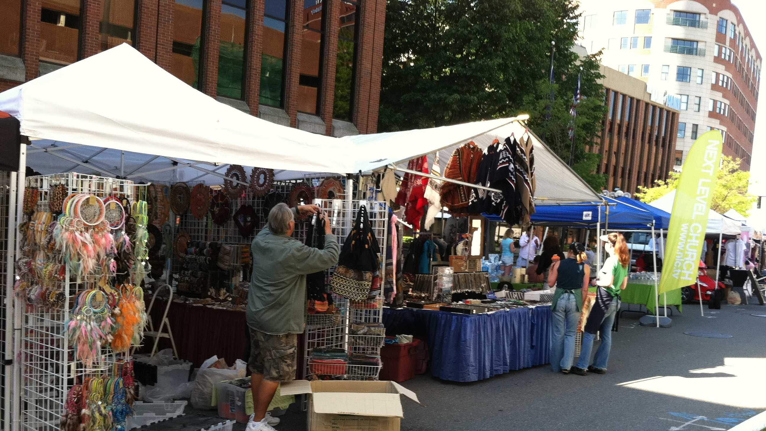 Old Port Festival runs from 11 a.m. - 5 p.m.